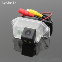 Wireless Camera For Mitsubishi Lancer EX / Evolution X / Car Rear view Reverse Back up Camera / HD CCD Night Vision