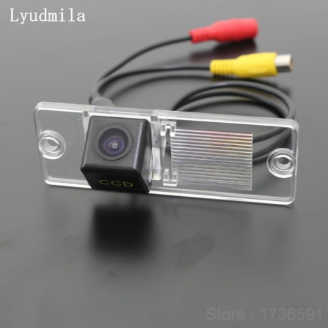 FOR Mitsubishi Pajero Zinger L200 / HD CCD Night Vision High Quality / Car Reverse Parking Camera / Rear View Camera