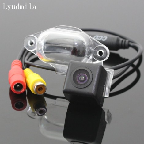 Wireless Camera For Mitsubishi Delica 2009~2015 / Car Rear view Camera Back up Reverse Camera / HD CCD Night Vision