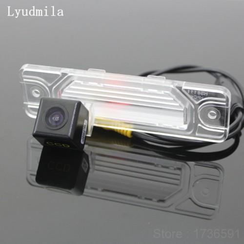 FOR Nissan Fuga 2009~2014 / Car Rear View Camera / Reversing Camera / HD CCD Night Vision + Back up Reverse Camera