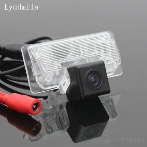 FOR Nissan Versa Note 2014~2015 / Car Rear View Camera / Reversing Park Camera / HD CCD Night Vision + Back up Reverse Camera