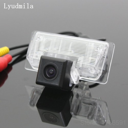 FOR Nissan Latio / Tiida Sedan 2004~2014 - Car Parking Rear View Camera / HD CCD Night Vision Back up Reverse Camera