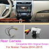 For Nissan Teana 2014~2015 / RCA & Original Screen Compatible / Car Rear View Camera Sets / HD Back Up Reverse Cameracloud-zoom-gallery