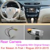 For Nissan X-Trail / Rogue 2013~2015 / RCA & Original Screen Compatible / Car Rear View Camera Sets / HD Back Up Reverse Cameracloud-zoom-gallery
