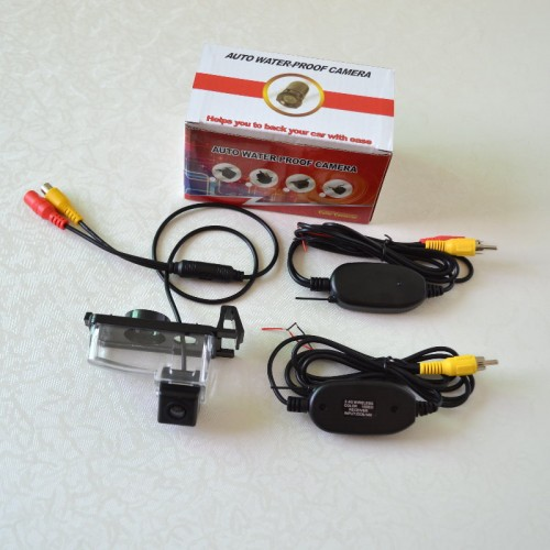 Wireless Camera For Nissan Leaf 2011~2014 / Car Rear view Camera / HD Back up Reverse Camera / CCD Night Vision