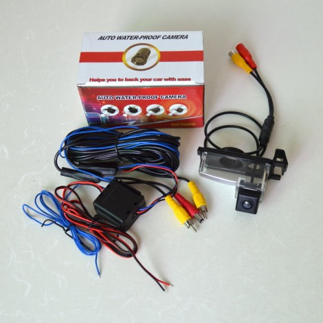 Power Relay Filter For NISSAN Latio Hatchback / Livina Geniss / Car Rear View Camera / Back up Reverse Camera / HD NIGHT VISION