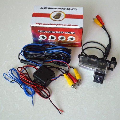 Power Relay Filter For Nissan Tiida / Versa Hatchback / Car Rear View Camera / Back up Reverse Camera / HD CCD NIGHT VISION