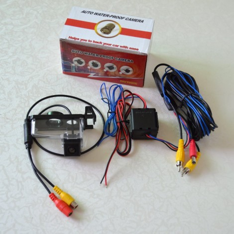 Power Relay For Nissan Patrol Safari Y61 Y62 / Car Rear View Camera / Back up Reverse Camera / HD CCD NIGHT VISION