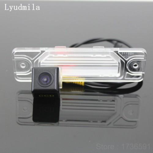 Wireless Camera For Nissan Fuga 2009~Onwork / Car Rear view Camera Back up Reverse Camera / HD CCD Night Vision