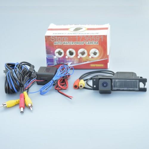 Power Relay For Opel Astra / Corsa / Meriva / Tigra / Vectra / Zafira / Car Rear View Camera / HD CCD Reverse Camera