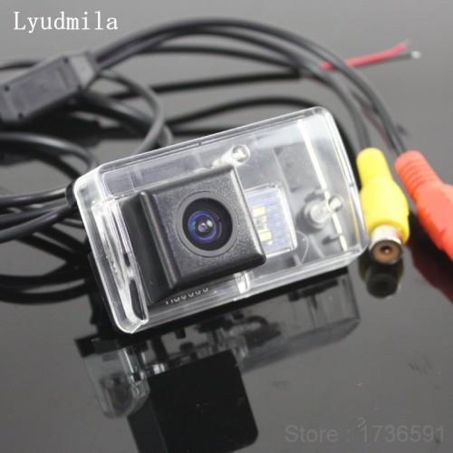 FOR Peugeot 207 Sedan 2006~2012 - Car Parking Camera / Rear View Camera / HD CCD Night Vision Back up Reverse Camera