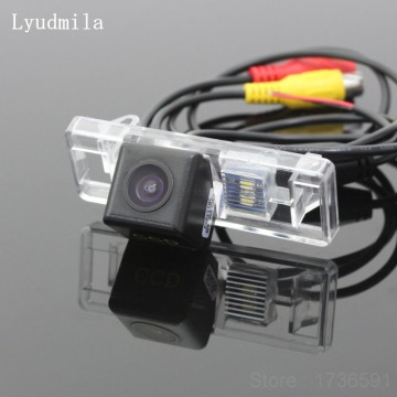 Lyumila Wireless For Peugeot 406 407 2D coupe / 4D Sedan / Car Rear view Camera / Reverse Back up Camera / HD CCD Night Vision