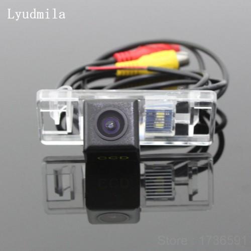 FOR Peugeot 508 4D Sedan / 5D Station Wagon / HD CCD Night Vision Car Reverse Camera Back up Camera / Rear View Camera