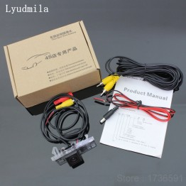 FOR Peugeot 3008 3008CC 5D Crossover 2008~2012 / Car Back up Reverse Parking Camera / Rear View Camera / HD CCD Night Vision