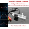 Car Intelligent Parking Tracks Camera FOR Pontiac G3 / Wave 2002~2010 / HD Back up Reverse Camera / Rear View Camera
