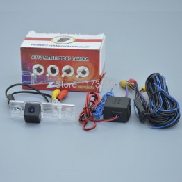Power Relay For Pontiac G3 / Wave 2002~2010 / Car Rear View Camera / Reverse Camera /  HD CCD Backup Parking Camera
