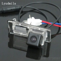 FOR Renault Megane 2 II / Car Reverse Parking Camera / Rear View Camera / HD CCD night vision Reversing Back up Camera
