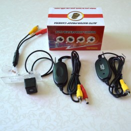 Wireless Camera For Renault Duster / Dacia Duster / Car Rear view Reverse Camera / HD Night Vision / Easy Installation