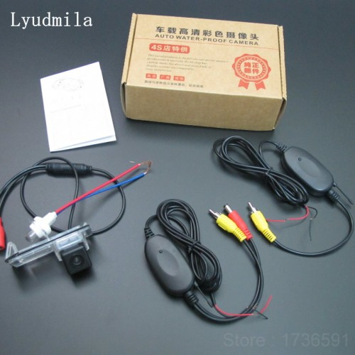 Wireless Camera For Renault Megane 2 II 2002~2012 / Car Rear view Camera / HD Back up Reverse Camera / CCD Night Vision
