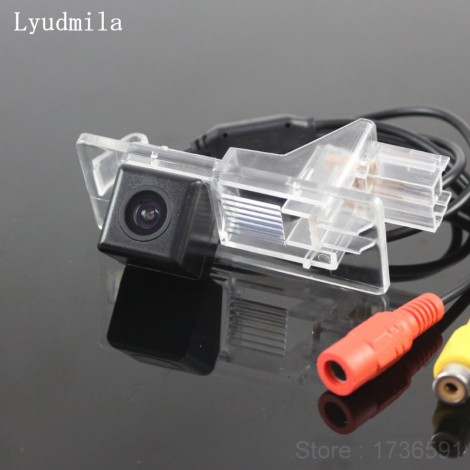 Wireless Camera For Renault Captur 2013 2014 2015 2016 Rear view Camera / HD Back up Reverse Camera / CCD Night Vision