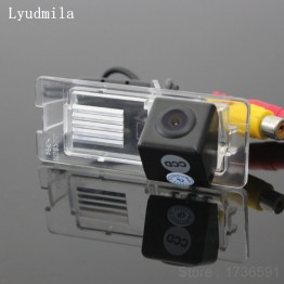 Wireless Camera For Renault Fluence 2009~2014 / Car Rear view Camera / HD Back up Reverse Camera / CCD Night Vision