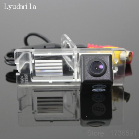Wireless Camera For Renault Laguna 2 / 3 X91 2007~2015 / Car Rear view Camera / HD Back up Reverse Camera / CCD Night Vision