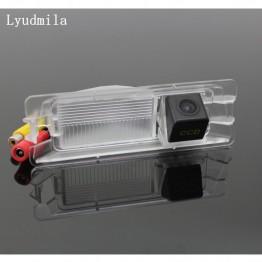 Wireless Camera For Renault Dacia Duster Sandero / Car Rear view Camera Back up Reverse Camera / HD CCD Night Vision