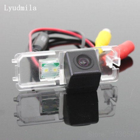 For SEAT Leon 1P 5F MK2 MK3 2006 ~2016 - Rear View Camera / Car Back up Reverse Parking Camera / HD CCD Night Vision