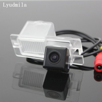 Wireless Camera For SsangYong Rexton 2006~2012 / Car Rear view Camera Back up Reverse Camera / HD CCD Night Vision