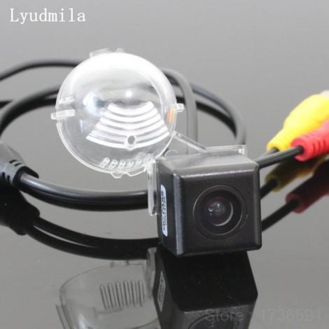 FOR Suzuki SX4 SX-4 SX 4 Hatchback MK1 MK2 2006~2015 Car Rear View Camera Reverse Back up Camera / HD CCD Night Vision