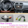 For Suzuki SX4 S-CROSS / Crossover / RCA & Original Screen Compatible / Car Rear View Camera Sets / HD Back Up Reverse Cameracloud-zoom-gallery