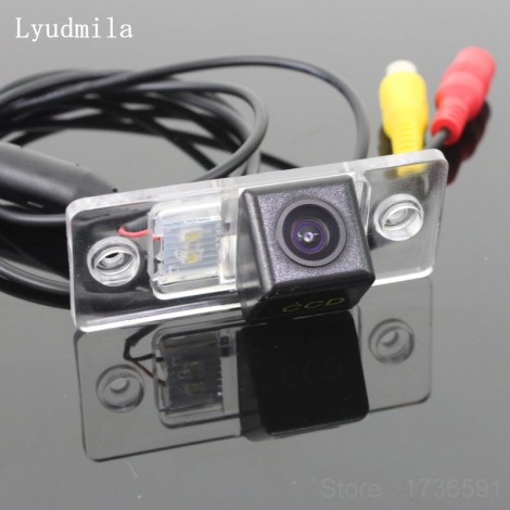 FOR Skoda Fabia 1999~2014 Car Rear View Camera / HD CCD Night Vision / Car Parking Camera / Reversing Back up Camera