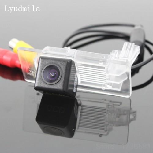 FOR Skoda Octavia 2014 2015 / Car Rear View Camera / Reversing Back up Camera / HD CCD Night Vision Car Parking Camera