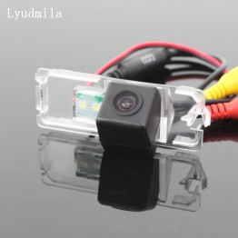 FOR Skoda Roomster (Type 5J) 2006~2014 / Car Reversing Parking Back up Camera / Rear View Camera / HD CCD Night Vision