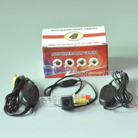 Wireless Camera For Skoda Octavia Tour / Laura / Car Rear view Camera / Reverse Back up Camera / HD CCD Night Vision