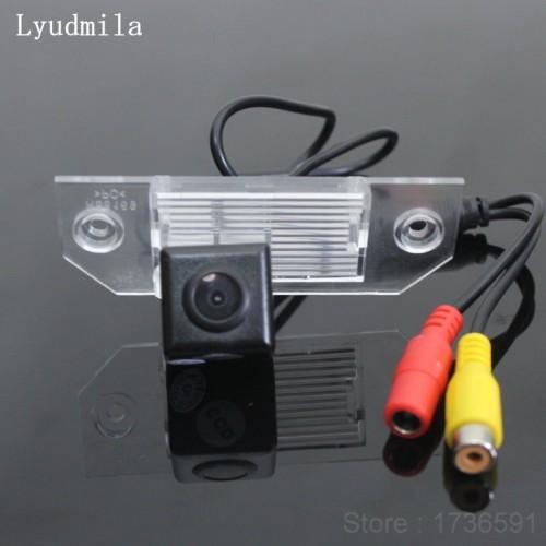 For Skoda Octavia Tour / Laura 2006 Car Reverse Camera Back up Parking Camera / Rear View Camera / HD CCD Night Vision
