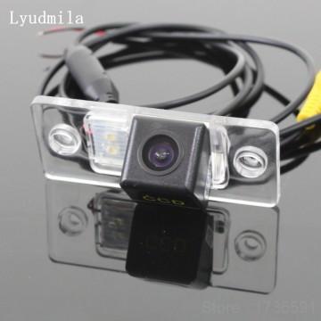 Wireless Camera For Skoda Yeti 2009~2013 / Car Rear view Camera / HD Back up Reverse Camera / Car Parking Camera