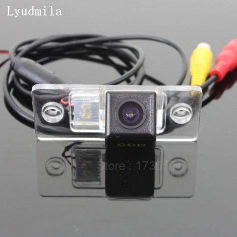 Wireless Camera For Skoda Fabia 6Y 5J 1999~2014 / Car Rear View Camera / Reverse Camera / HD CCD Night Vision