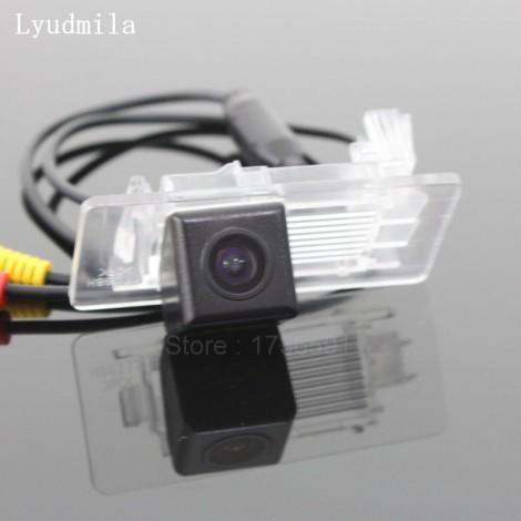 Wireless Camera For Skoda Yeti 2014 2015 / Car Rear view Camera / HD CCD Night Vision / Back up Reverse Parking Camera
