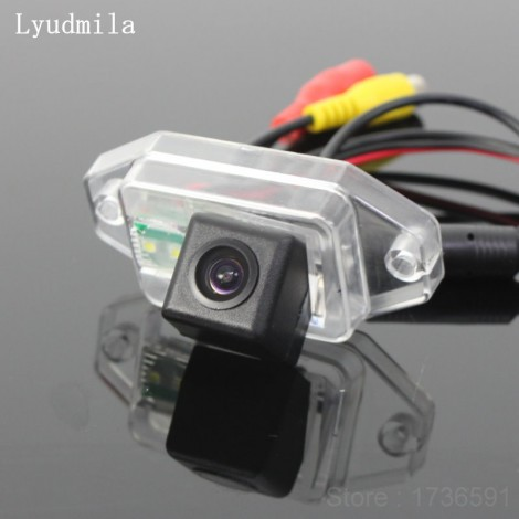 FOR Toyota FJ Cruiser 2007~2011 Car Parking Camera / Rear View Camera / HD CCD Night Vision + Reversing Back up Camera