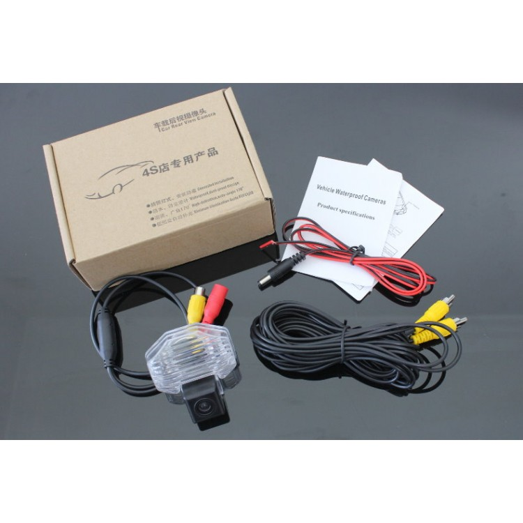 For Toyota Alphard Vellfire Car Parking Camera Rear View Camera Hd Ccd Night Vision Wide Angle