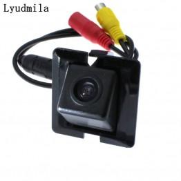 For Toyota Land Cruiser Prado LC 150 LC150 2010~2016 / Rear View Camera HD CCD RCA NTST PAL / Reverse Hole OEM
