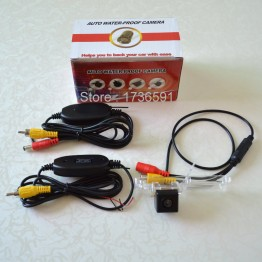 Wireless Camera For Toyota Highlander / Kluger XU40 MK2 / Car Rear view Camera / Back up Reverse Camera HD Night Vision