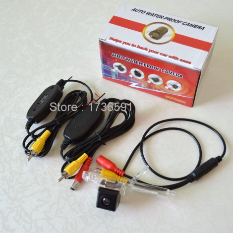 Wireless Camera For Toyota Harrier 1998~2003 / Car Rear view Camera / HD Back up Reverse Camera / CCD Night Vision