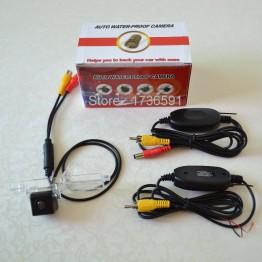 Wireless Camera For Toyota Land Cruiser J200 V8 / Car Rear view Camera / HD Back up Reverse Camera / CCD Night Vision