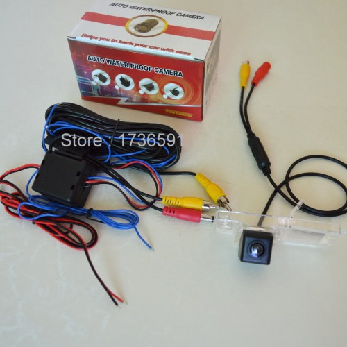 Power Relay For Toyota Ses'fikile / Quantum / Car Rear View Camera / Parking Reverse Camera / HD CCD Night Vision