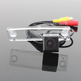 Wireless Camera For Toyota Fortuner SW4 2005~2012 Car Rear view Camera / HD Back up Reverse Camera / Car Parking Camera