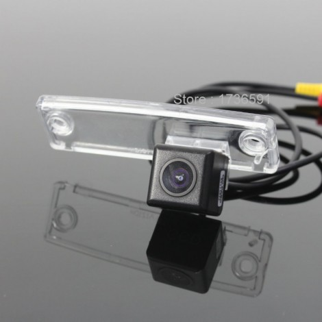 Wireless Camera For Toyota 4Runner SW4 / Hilux Surf 2002~2010 Car Rear view Camera / HD Back up Reverse Camera / Parking Camera