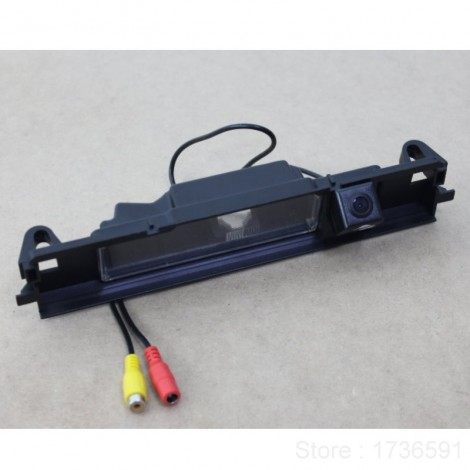 Wireless Camera For Toyota Yaris Hatchback 2008~2011/ Car Rear view Camera Back up Reverse Camera / HD CCD Night Vision