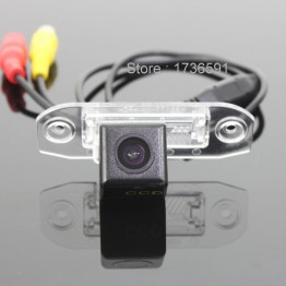 FOR Volvo S40 S40L V40 V50 / HD CCD Night Vision + High Quality Car Revering Camera / Parking Back up Camera / Rear View Camera